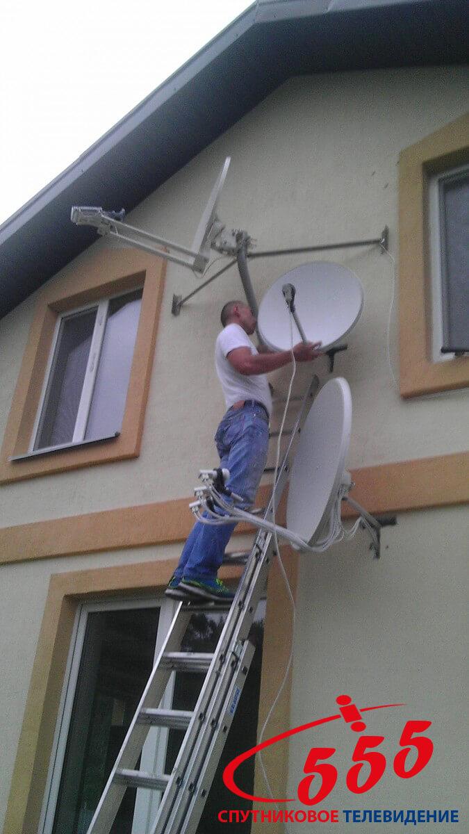 Антенна спутниковая
