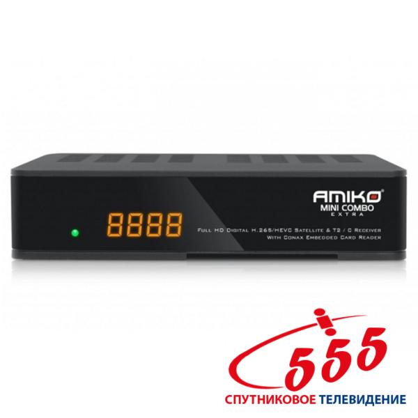 ресивер AMIKO Mini Combo Extra-01