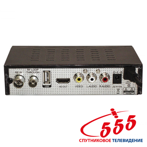 ресивер OpenFox X6 Metal Combo-02