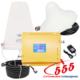 Бюджетний комплект для посилення мобільного зв'язку 2G-GSM / 3G-UMTS