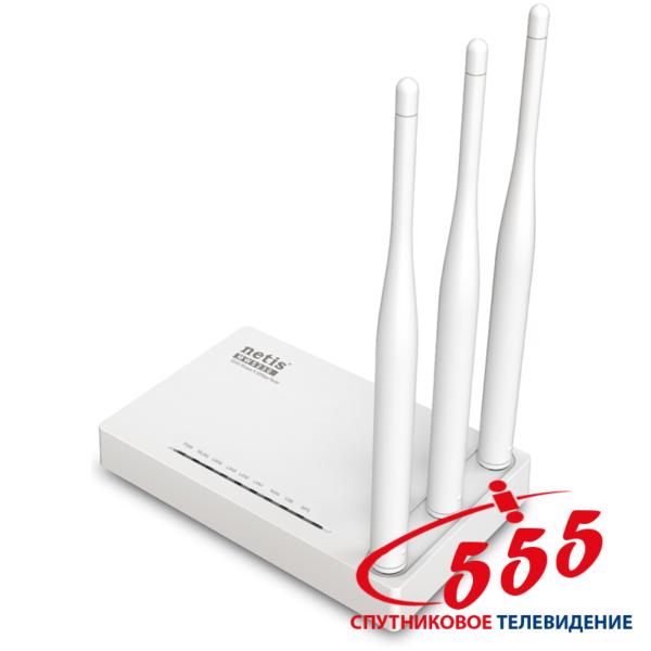 Стационарный WiFi роутер Netis MW5230