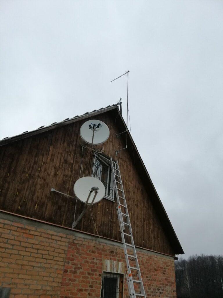 Спутниковый интернет и 4G интернет в селе Зимовище