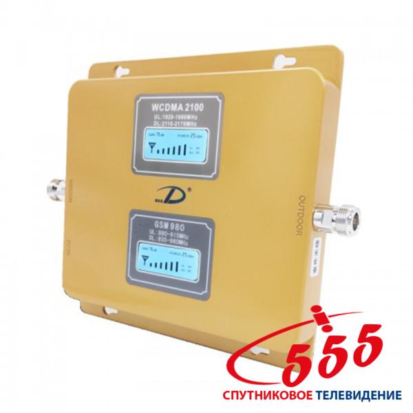 Підсилювач мобільного сигналу GSM/UMTS 900/2100 МГц