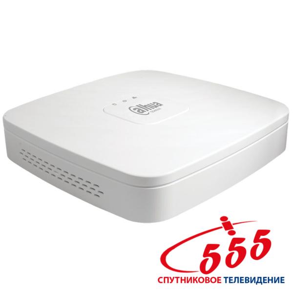 4-канальный видеорегистратор Dahua DHI-XVR5104C-X1