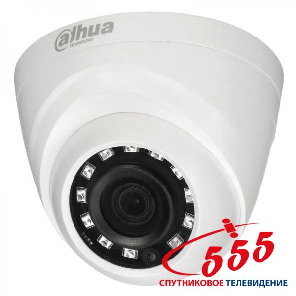 відеокамера Dahua DH-HAC-HDW1200RP (2.8 ММ)