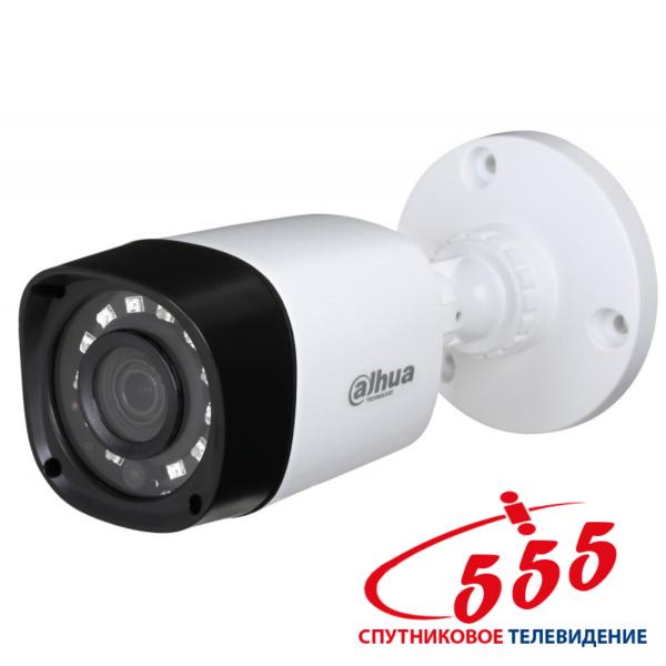 HDCVI видеокамера Dahua DH-HAC-HFW1200RP (3.6 ММ) 2 МП 1080p