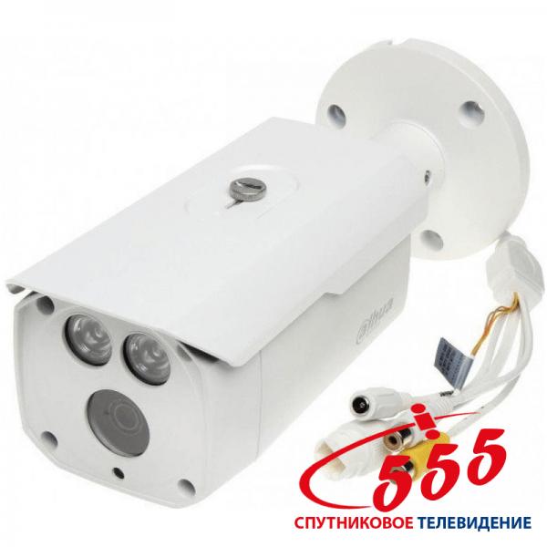 HD-CVI видеокамера Dahua DH-HAC-HFW1400DP-B (6 ММ) 4 МП